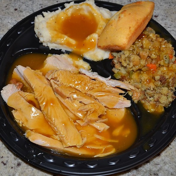 Rotisserie Turkey, Large