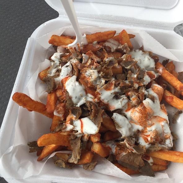 Gyro Fries
