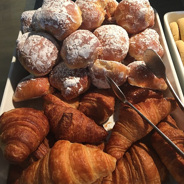 Mixed Croissants And Pastries @ Grand Fiesta Americana Puerto Vallarta