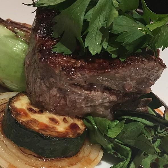 Filet Mignon @ Kaiwa Waikiki