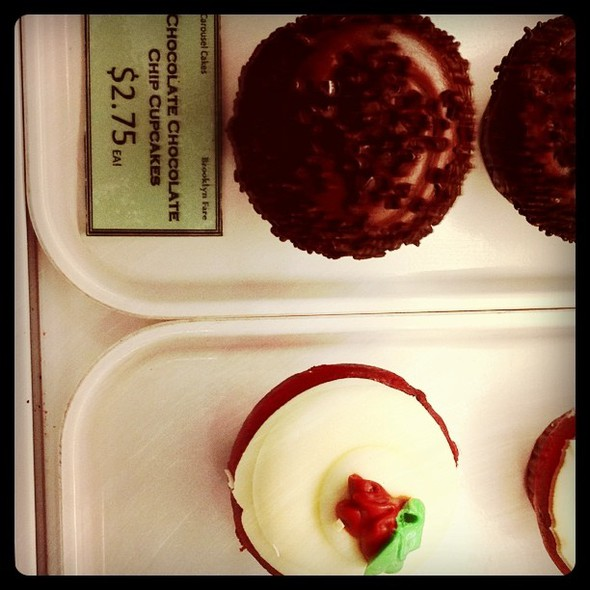 cupcakes.  #brooklyn