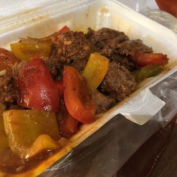 Takeaway Beef @ Fa Lounge