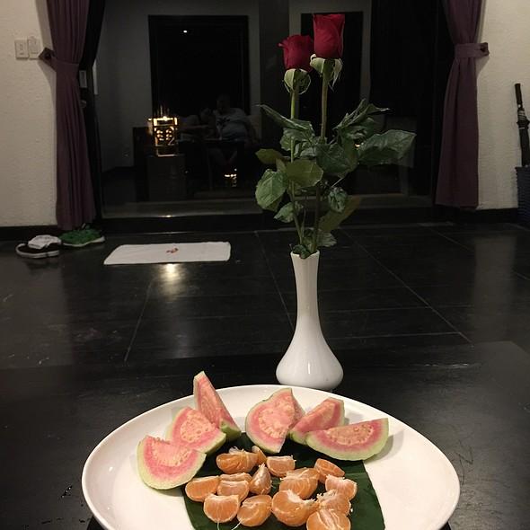 Romantic Fruits @ Vedana Lagoon Resort & Spa Hue