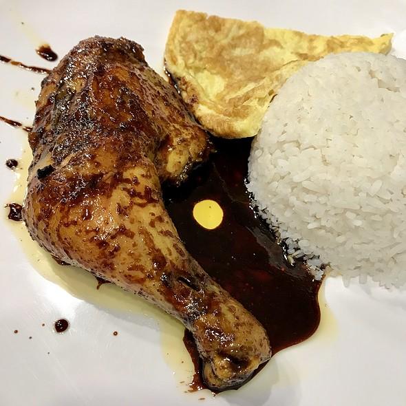 Ayam Panggang Set 烤鸡套餐