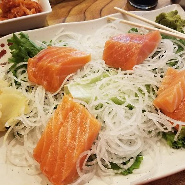 Salmon Sashimi @ KukJe Market