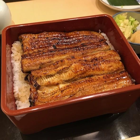Unaju @ Akasaka Fukinuke