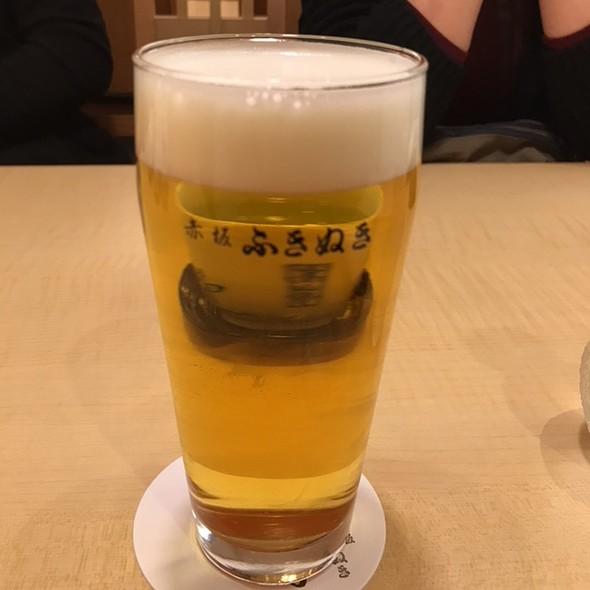 Draft Beer @ Akasaka Fukinuke