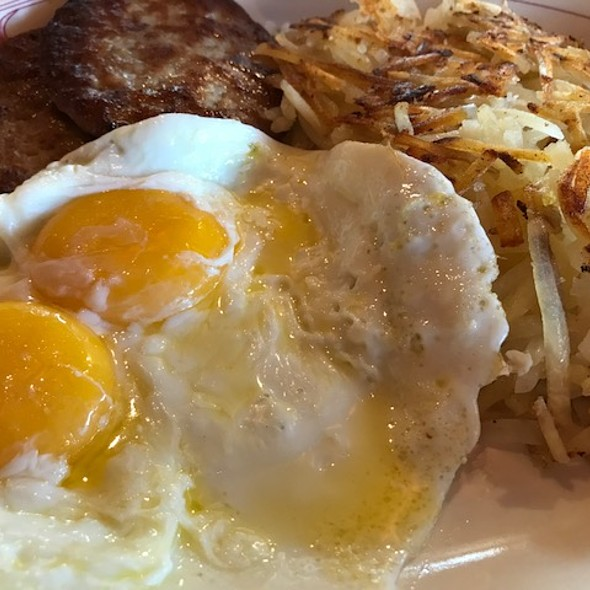All-American Breakfast @ 15th Hole Bar and Grill