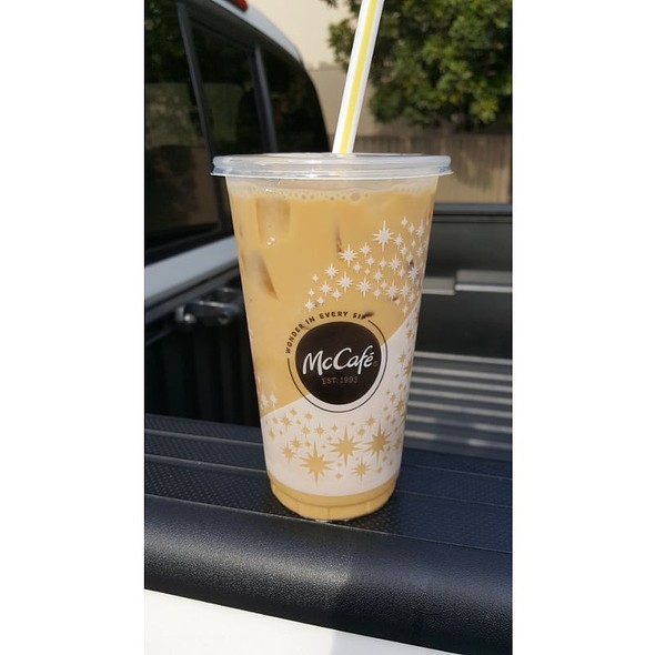 Iced Coffee Hazelnut Medium