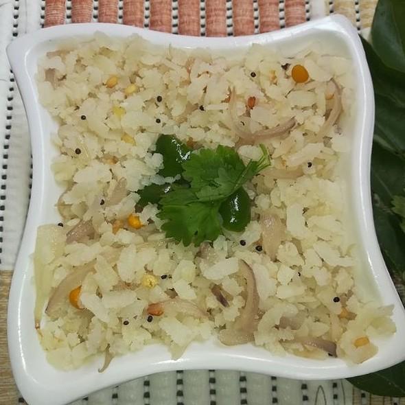 Aval Upma recipe
