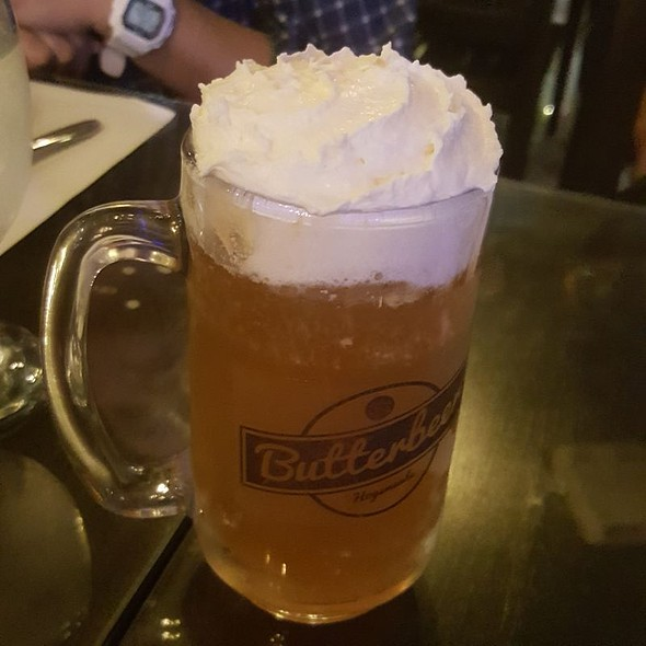 ButterBeer @ The Witches Brew Diners Manila