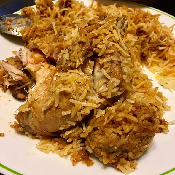 Chicken Biryani @ HAFH
