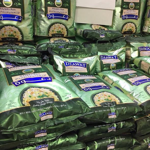 Rice @ Supermarket