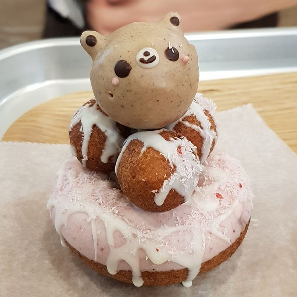Cute Animal Donut