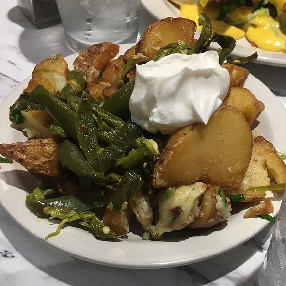 Angry Potatoes @ Scrambl'z