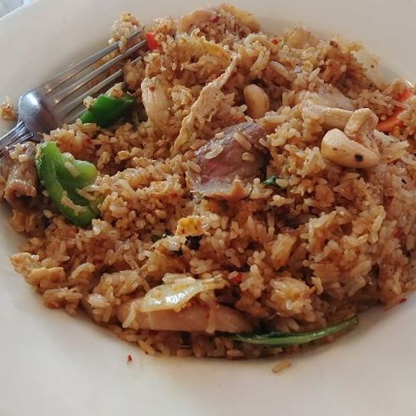 Special Fried Rice @ Sticky Rice