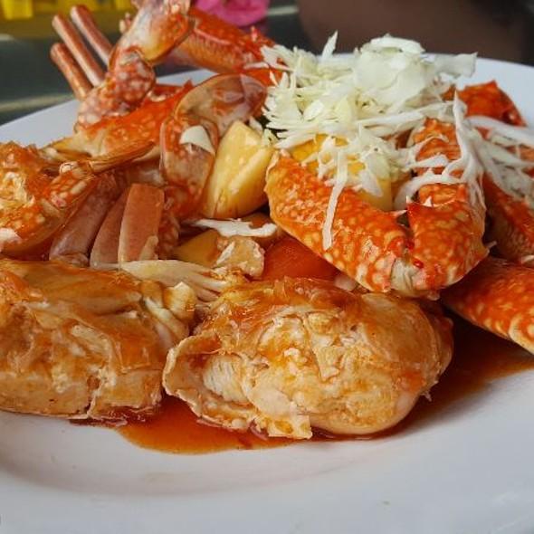 Sweet & Sour Crabs @ Ikan Bakar Parameswara