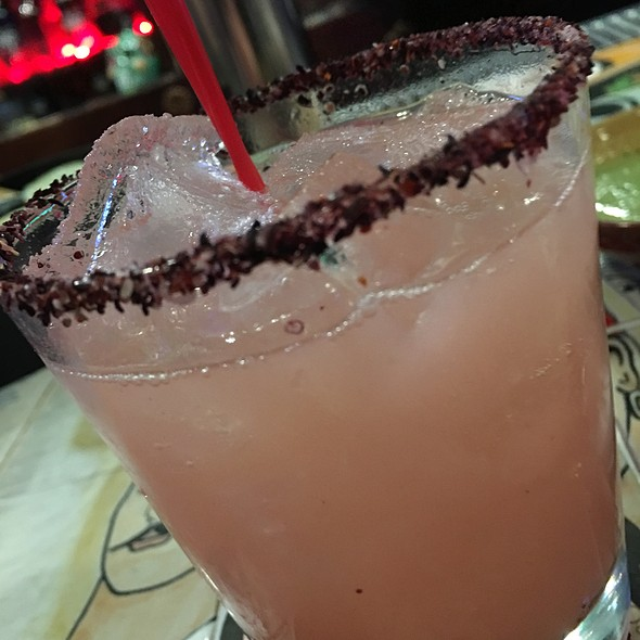 Guava Margarita @ Frida Cantina