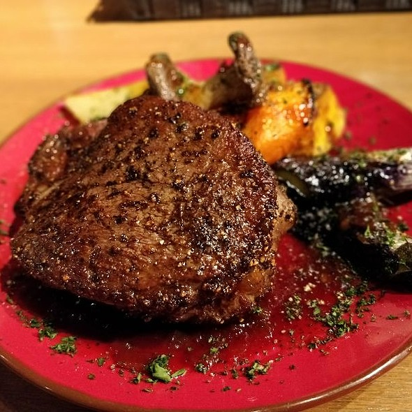 シャトーブリアン Chateaubriand Steak @ Cariage カリアゲ