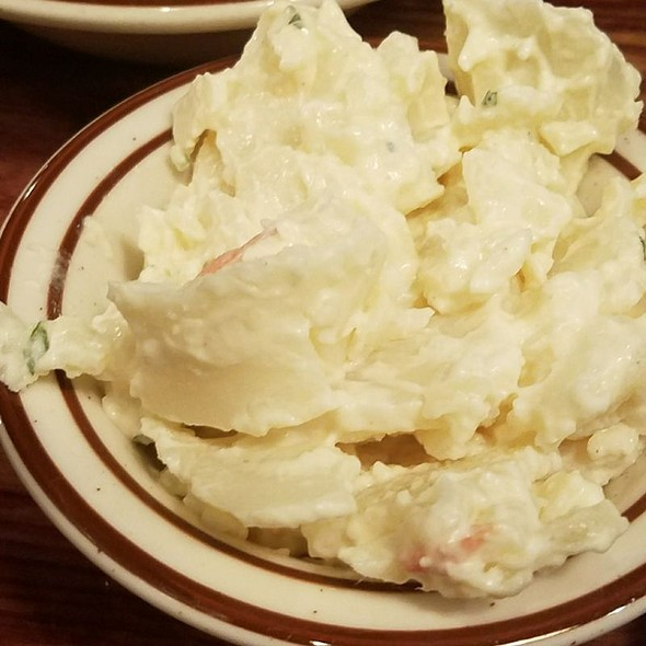 Potato Salad @ Harry's Hofbrau