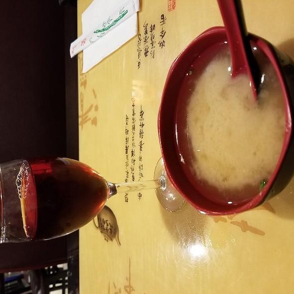 Miso Soup @ Ninja Sushi Bar