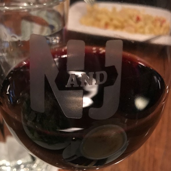 Seven Moons Red Blend Wine @ Nick & Jake's (Northland)