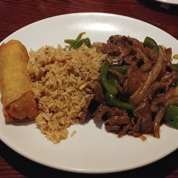Pepper Steak @ Golden China