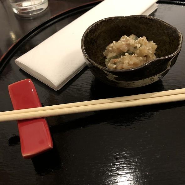 Amuse Bouche @ Restaurant Sakai