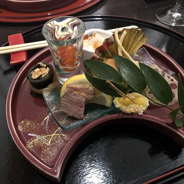 sinnen zensai 5 tenmori @ Restaurant Sakai