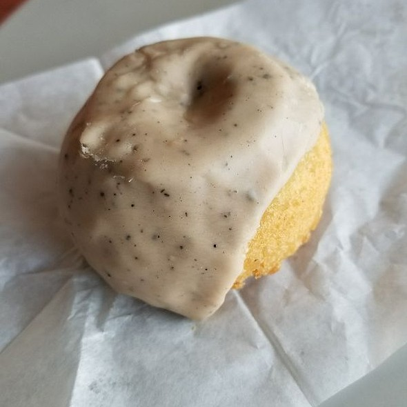 Philz Coffee Donut @ Donut Farm Los Angeles