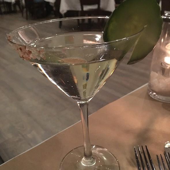 Sea Salt Martini