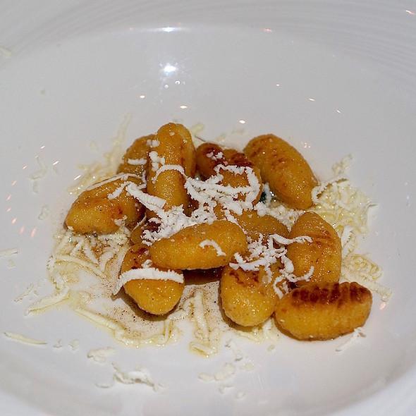 Gnocchi Di Zucca @ Frasca Food & Wine