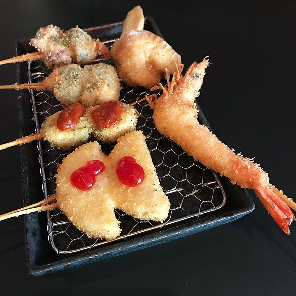 SEASONAL KUSHIKATSU SET
