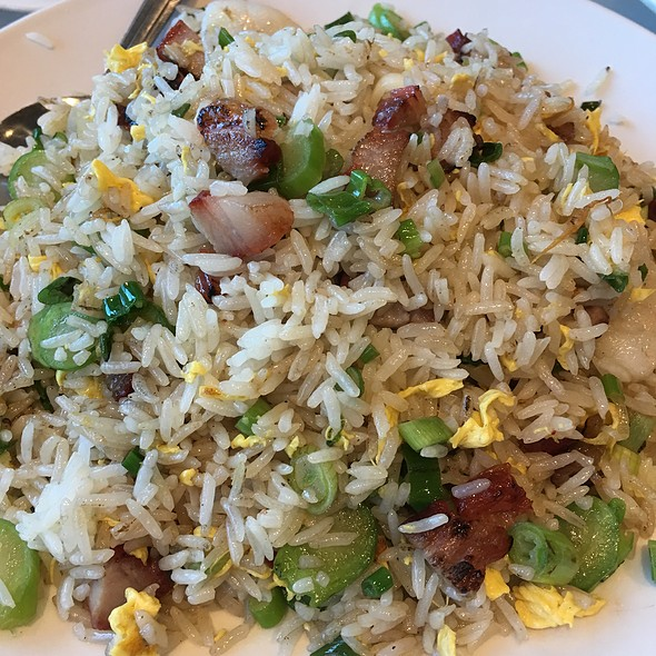 Young Chow Fried Rice With Shrimp, Pork, And Egg