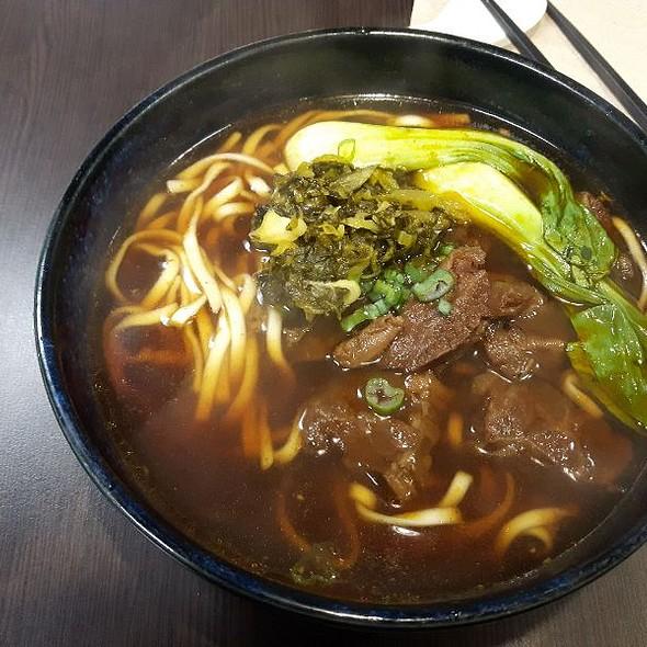 Beef Noodles Soup