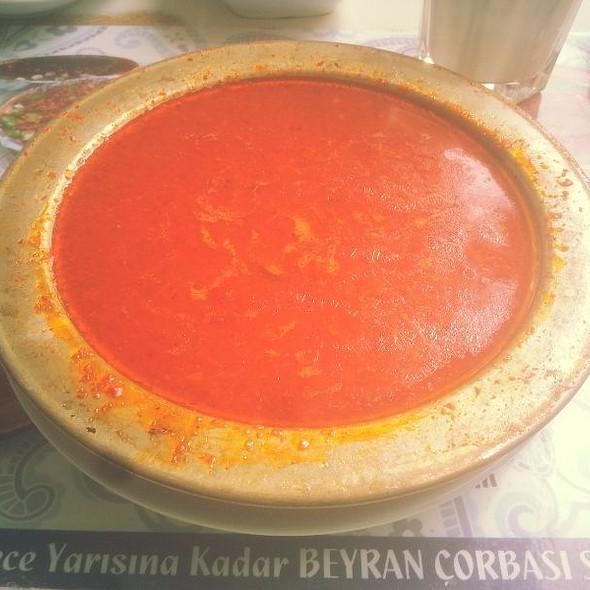 Beyran Soup