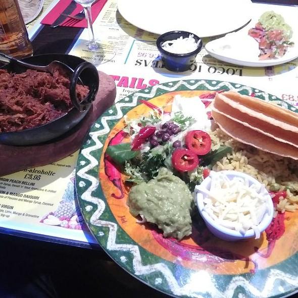 Taco Loco Pork