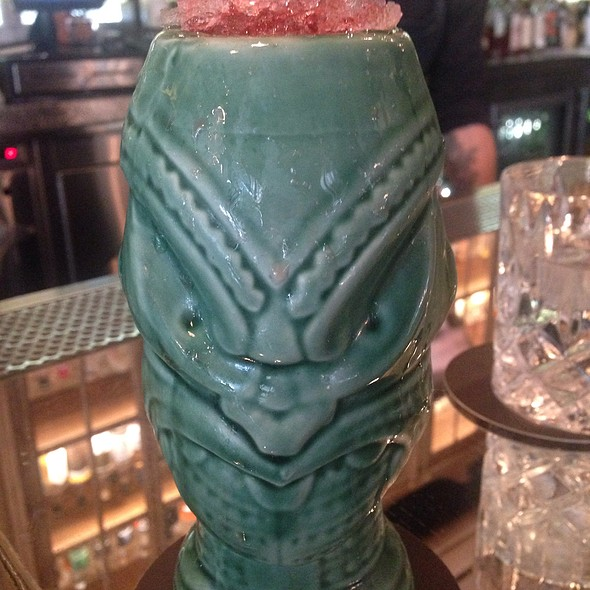 Exotic Cocktail