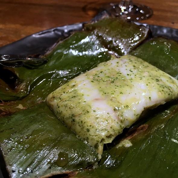 Seabass Bengali Mustard @ Gaggan