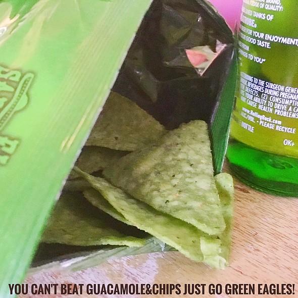 Guacamole Con Chips