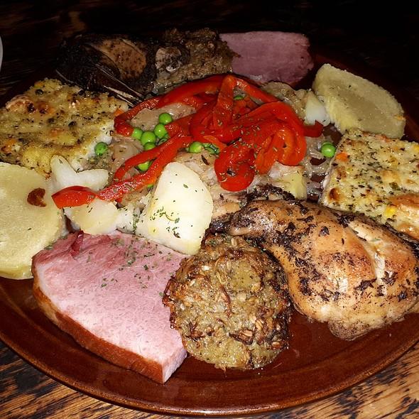 Old Bohemian Feast @ Krčma U dwau Maryí