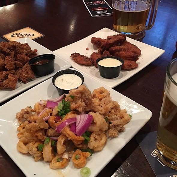 Appetizers Tasting Menu And Beer