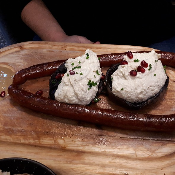Merguez Maghreb @ Hungry Guy