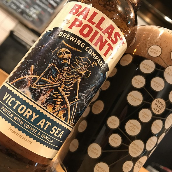 Ballast Point Imperial Porter Victory At Sea