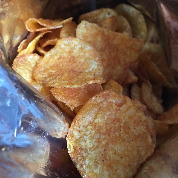 Lays Kettle Cooked Mesquite Bbq Flavored Chips
