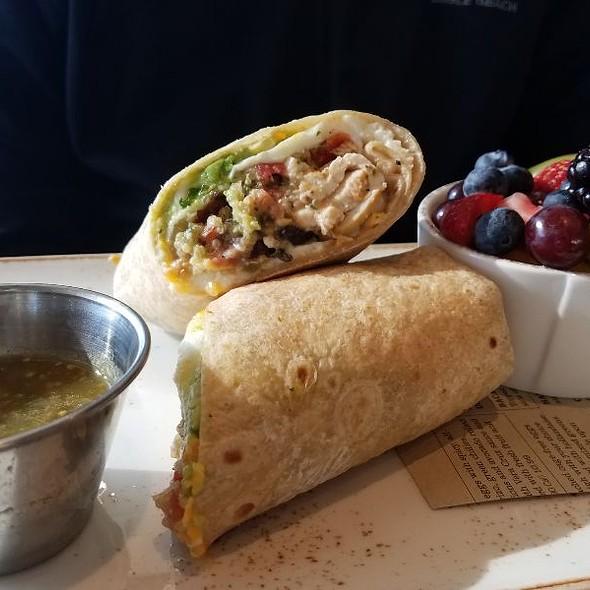 So Cal Breakfast Burrito