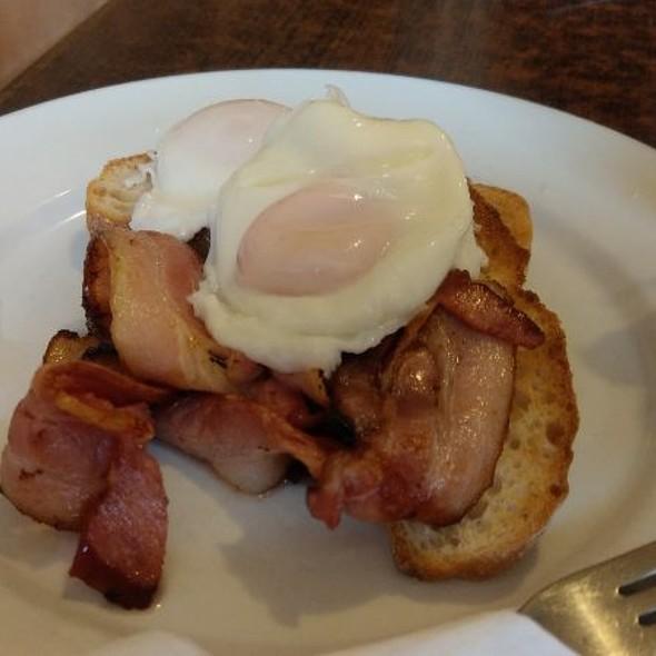 Bacon & Eggs @ Bruno Rossi
