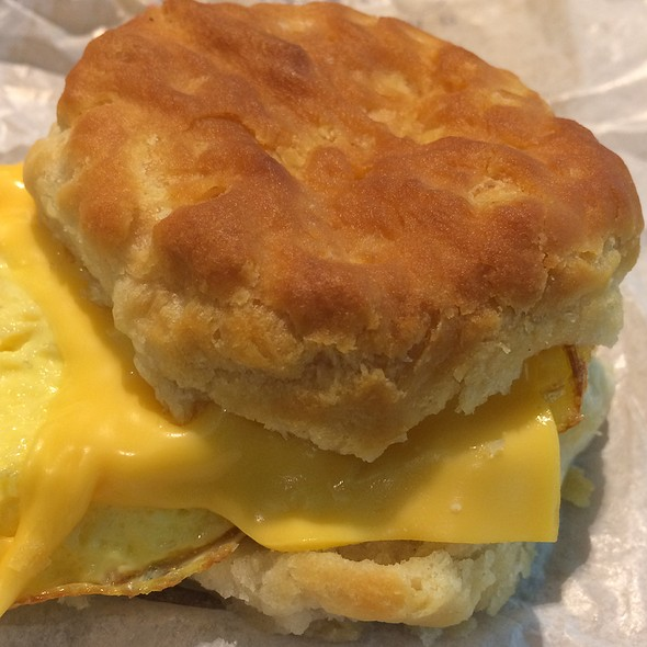 Breakfast Biscuit @ Burger King