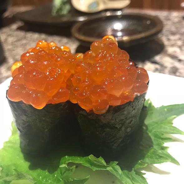 Ikura @ Encinitas Sushi Lounge