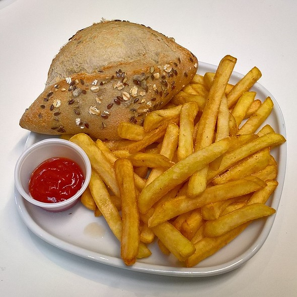 Chips and Bread